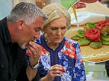 ****Ruckas Videograbs****  (01322) 861777\n*IMPORTANT* Please credit BBC for this picture.\n12/08/15\nThe Great British Bake Off  - 8pm BBC\nGrabs from the show tonight\nOffice  (UK)  : 01322 861777\nMobile (UK)  : 07742 164 106\n**IMPORTANT - PLEASE READ** The video grabs supplied by Ruckas Pictures always remain the copyright of the programme makers, we provide a service to purely capture and supply the images to the client, securing the copyright of the images will always remain the responsibility of the publisher at all times.\nStandard terms, conditions & minimum fees apply to our videograbs unless varied by agreement prior to publication.