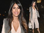 LONDON, UNITED KINGDOM - AUGUST 11: Jasmin Walia seen at Nobu in Mayfair on August 11, 2015 in London, England. PHOTOGRAPH BY Eagle Lee / Barcroft Media UK Office, London. T +44 845 370 2233 W www.barcroftmedia.com USA Office, New York City. T +1 212 796 2458 W www.barcroftusa.com Indian Office, Delhi. T +91 11 4053 2429 W www.barcroftindia.com