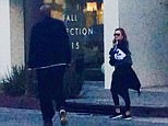 """EXCLUSIVE: **NO USA TV AND NO USA WEB** MINIMUM FEE APPLY* Khloe Kardashian was """"blindsided"""" by estranged husband Lamar Odom who reportedly """"launched a verbal attack"""" on her as she went to a gym. A photo obtained by http://TMZ.com shows Lamar approaching Khloe near Soul Cycle in Beverly Hills at about 6.45am on August 12. TMZ reports Lamar """"came out of nowhere, screaming at her"""". TMZ reports an eyewitness claims Lamar """"was demanding that she talk to him"""". According to TMZ: """"She kept walking as he was screaming. At that point Lamar touched Khloe's arm and she screamed at him, 'Get off of me, get off of me. Stop. Stop'"""" TMZ reports another eyewitness asked Khloe if she wanted them to call police. Lamar is said to have screamed: """"You're not going to call the cops on Lamar Odom."""" According to TMZ, Khloe was """"visibly freaked out and bolted to her car and drove away"""". <P> Pictured: Lamar Odom, Khloe Kardashian <B>Ref: SPL1100928  120815   EXCLUSIVE</B><BR/> Picture by: TMZ.com / Splash News<"""