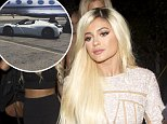 The Kardashianand jenner can be seen all leaving Kylie Jenners 18th birthday at 'The Nice Guy' in West Hollywood, CA. Khloe can be seen with her rumored new boyfriend Basket baller james Harden KYLIE JENNER STYLE\n KYLIE JENNER MILLIONAIRE\nPictured: Kylie Jenner\nRef: SPL1098654  090815  \nPicture by: SPW / Splash News\n\nSplash News and Pictures\nLos Angeles: 310-821-2666\nNew York: 212-619-2666\nLondon: 870-934-2666\nphotodesk@splashnews.com\n