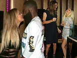 ***MINIMUM FEE TO BE AGREED BEFORE USE*** EXCLUSIVE: PREMIUM EXCLUSIVE RATES APPLY Kylie Jenner celebrates her 18th birthday inside her vip area at Bootsy Bellows with her family and Tyga. Kylie also had her bday dinner at The Nice Guy in West Hollywood where she posed with her friends and Caitlyn Jenner. 9TH August 2015  Ref: SPL1101344  130815   EXCLUSIVE Picture by: Brian Prahl / Splash News  Splash News and Pictures Los Angeles:310-821-2666 New York:212-619-2666 London:870-934-2666 photodesk@splashnews.com