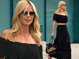 eURN: AD*177865830  Headline: Heidi Klum shows her amazing abs while departing her residence in NYC Caption: Heidi Klum shows her amazing abs while departing her residence in NYC  Pictured: Heidi Klum Ref: SPL1100895  120815   Picture by: J. Webber / Splash News  Splash News and Pictures Los Angeles: 310-821-2666 New York: 212-619-2666 London: 870-934-2666 photodesk@splashnews.com  Photographer: J. Webber / Splash News Loaded on 12/08/2015 at 22:24 Copyright: Splash News Provider: J. Webber / Splash News  Properties: RGB JPEG Image (25313K 1402K 18:1) 2400w x 3600h at 300 x 300 dpi  Routing: DM News : GroupFeeds (Comms), GeneralFeed (Miscellaneous) DM Showbiz : SHOWBIZ (Miscellaneous) DM Online : Online Previews (Miscellaneous), CMS Out (Miscellaneous)  Parking:
