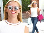 eURN: AD*177966890  Headline: Reese Witherspoon leaves her office building Caption: Reese Witherspoon leaves her office building in Beverly Hills  Pictured: Reese Witherspoon Ref: SPL1101764  130815   Picture by: Photographer Group / Splash News  Splash News and Pictures Los Angeles: 310-821-2666 New York: 212-619-2666 London: 870-934-2666 photodesk@splashnews.com  Photographer: Photographer Group / Splash News Loaded on 14/08/2015 at 01:03 Copyright: Splash News Provider: Photographer Group / Splash News  Properties: RGB JPEG Image (12060K 533K 22.6:1) 1608w x 2560h at 72 x 72 dpi  Routing: DM News : GroupFeeds (Comms), GeneralFeed (Miscellaneous) DM Showbiz : SHOWBIZ (Miscellaneous) DM Online : Online Previews (Miscellaneous), CMS Out (Miscellaneous)  Parking: