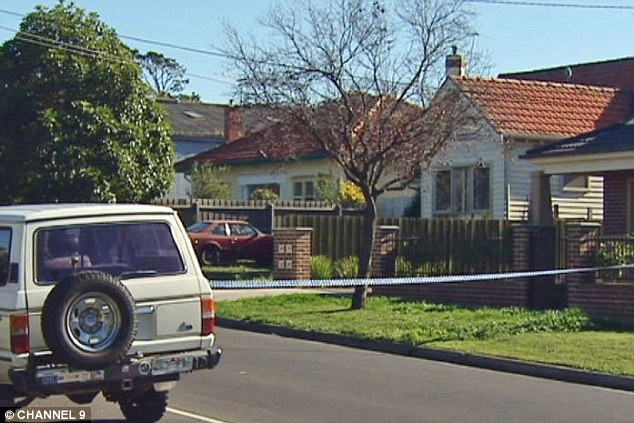 Mr Chartres-Abbott, 28 at the time, was gunned down outside his Reservoir home in front of his pregnant girlfriend and her father
