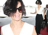 Jaimie Alexander departs from Los Angeles International Airport (LAX)\nFeaturing: Jaimie Alexander\nWhere: Lax, California, United States\nWhen: 13 Aug 2015\nCredit: WENN.com