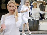 """EXCLUSIVE ALL ROUNDER Kelly Rutherford is shopping at """"Rebecca Taylor"""" store on Madison Avenue in New York, NY on August 13, 2015. Two days ago Kelly lost her custody battle, a judge ordered her to return the kids to Monaco. \n13 August 2015. \n14 August 2015.\nPlease byline: Vantagenews.co.uk"""