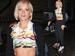 14 Aug 2015 - LONDON - UK  LILY ALLEN SEEN OUT AT XOYO IN SHOREDITCH ATTENDING JAY ELECTRONICA DJ SET. MOTHER OF 2 LILY ARRIVED AT MIDNIGHT AND LEFT AT 3AM. LILY WAS SEEN TAKING A SMOKE BREAK AND A CHAT WITH A MALE FRIEND.  BYLINE MUST READ : XPOSUREPHOTOS.COM  ***UK CLIENTS - PICTURES CONTAINING CHILDREN PLEASE PIXELATE FACE PRIOR TO PUBLICATION ***  **UK CLIENTS MUST CALL PRIOR TO TV OR ONLINE USAGE PLEASE TELEPHONE   44 208 344 2007 **