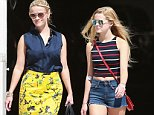 """Picture Shows: Reese Witherspoon, Ava Phillippe  August 13, 2015    """"Wild"""" star Reese Witherspoon takes her look-alike daughter Ava to the hospital for some blood-work in Santa Monica, California. Reese recently talked about parenting in Southern Living magazine, admitting that """"No one's really doing it perfectly.""""     Non-Exclusive  UK RIGHTS ONLY    Pictures by : FameFlynet UK © 2015  Tel : +44 (0)20 3551 5049  Email : info@fameflynet.uk.com"""