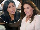 "Kim Kardashian and Caitlyn Jenner talk on ""I Am Cait"""