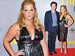 "DUBLIN, IRELAND - AUGUST 14: Bill Hader and Amy Schumer attend  the Irish Premiere of the film ""Trainwreck"" at the Savoy Cinema on August 14, 2015 in Dublin, Ireland.  (Photo by Clodagh Kilcoyne/Getty Images)"