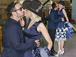 Chloe Jasmine and Stevi Ritchie outside ITV Studios Featuring: Stevi Ritchie, Chloe Jasmine Where: London, United Kingdom When: 14 Aug 2015 Credit: Rocky/WENN.com