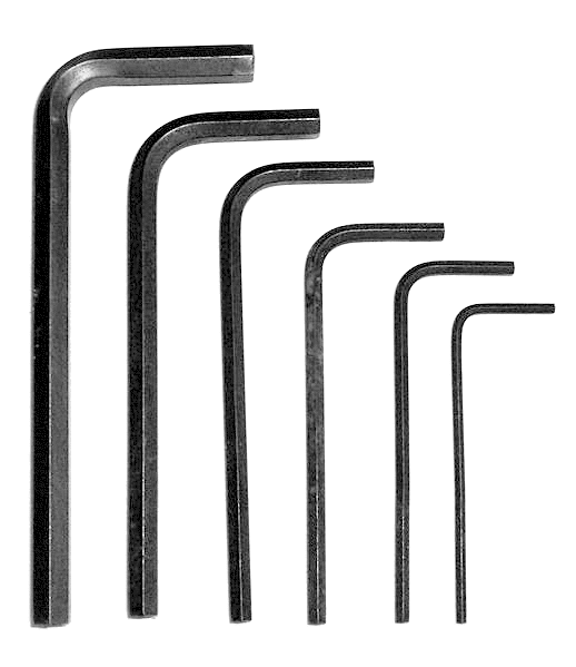 Allen Wrench or Hex Key Set