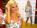 Mandatory Credit: Photo by Ray Tang/REX Shutterstock (4962544f)  Pixie Lott  Pixie Lott launches Steffi Love Doll Collection, London, Britain - 14 Aug 2015