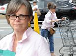eURN: AD*178360966  Headline: PREMIUM EXCLUSIVE Looking Fit, Sally Fields Loads Up On Groceries At Whole Foods Caption: Please contact X17 before any use of these exclusive photos - x17@x17agency.com   Sally Fields is spotted leaving the Whole Foods in Brentwood. The 68-year-old actress-icon looks fit pushing a cart full of groceries with her petite frame to her car. Tuesday, August 18, 2015 X17online.com EXCLUSIVE Photographer: Green/X17online.com Loaded on 18/08/2015 at 22:36 Copyright:  Provider: Green/X17online.com  Properties: RGB JPEG Image (22237K 1985K 11.2:1) 2848w x 2665h at 300 x 300 dpi  Routing: DM News : GeneralFeed (Miscellaneous) DM Showbiz : SHOWBIZ (Miscellaneous) DM Online : Online Previews (Miscellaneous), CMS Out (Miscellaneous)  Parking:
