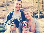 03 DEC 2014\n\nJULIANNE HOUGH AND BOYFRIEND BROOKS LAICH IN THIS GREAT CELEBRITY TWITTER PICTURE!\n\nBYLINE MUST READ : SUPPLIED BY XPOSUREPHOTOS.COM\n\n*XPOSURE PHOTOS DOES NOT CLAIM ANY COPYRIGHT OR LICENSE IN THE ATTACHED MATERIAL. ANY DOWNLOADING FEES CHARGED BY XPOSURE ARE FOR XPOSURE'S SERVICES ONLY, AND DO NOT, NOR ARE THEY INTENDED TO, CONVEY TO THE USER ANY COPYRIGHT OR LICENSE IN THE MATERIAL. BY PUBLISHING THIS MATERIAL , THE USER EXPRESSLY AGREES TO INDEMNIFY AND TO HOLD XPOSURE HARMLESS FROM ANY CLAIMS, DEMANDS, OR CAUSES OF ACTION ARISING OUT OF OR CONNECTED IN ANY WAY WITH USER'S PUBLICATION OF THE MATERIAL*\n\n\n*UK CLIENTS MUST CALL PRIOR TO TV OR ONLINE USAGE PLEASE TELEPHONE 0208 344 2007*
