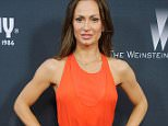 """LOS ANGELES, CA - AUGUST 17:  Karina Smirnoff arrives at the premiere of The Weinstein Company's """"No Escape"""" at Regal Cinemas L.A. Live on August 17, 2015 in Los Angeles, California.  (Photo by Gregg DeGuire/WireImage)"""