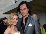 Mandatory Credit: Photo by MediaPunch/REX Shutterstock (4728385f).. Angel Reed, Constantine Maroulis.. 32nd Annual ASCAP Pop Music Awards, Los Angeles, America - 29 Apr 2015.. ..