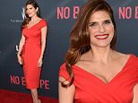 """LOS ANGELES, CA - AUGUST 17:  Actress Lake Bell attends the premiere of the Weinstein Company's """"No Escape"""" at Regal Cinemas L.A. Live on August 17, 2015 in Los Angeles, California.  (Photo by Jason Merritt/Getty Images)"""