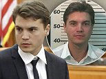 Actor Emile Hirsch appears in court, Monday, Aug. 17, 2015, in Park City, Utah, after pleading guilty to misdemeanor assault after he was accused of putting a female studio executive in a chokehold at a Utah nightclub during the Sundance Film Festival. The 30-year-old from Encino, California, will spend 15 days in jail, pay a $4,750 fine and do 50 hours of community service. If he completes the sentence, the charge will be dismissed. (AP Photo/Rick Bowmer, Pool)