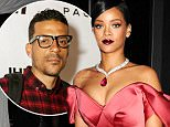 Mandatory Credit: Photo by Broadimage/REX Shutterstock (4301154h)\n Rihanna\n Diamond Ball, Los Angeles, America - 11 Dec 2014\n Rihanna's First Annual Diamond Ball - Arrivals\n