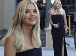Los Angeles, CA - Ashley Benson exits the 2015 Teen Choice Awards held at the Galen Center in Los Angeles.  The 'Pretty Little Liars' star looked glamorous in a strapless gown with a side slit and a pair of strappy heels.\nAKM-GSI           August 16, 2015\nTo License These Photos, Please Contact :\n \n Steve Ginsburg\n (310) 505-8447\n (323) 423-9397\n steve@akmgsi.com\n sales@akmgsi.com\n \n or\n \n Maria Buda\n (917) 242-1505\n mbuda@akmgsi.com\n ginsburgspalyinc@gmail.com