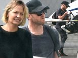 18.AUGUST.2015 - PARIS - FRANCE\n**EXCLUSIVE ALL ROUND PICTURES**\nENGLISH BORN AUSTRALIAN ACTOR SAM WORTHINGTON WITH HIS MODEL WIFE LARA BINGLE AND THEIR SON ROCKET ZOT ARE SEEN LEAVING THEIR FAMILY VACATION IN PARIS BY BOARDING A PRIVATE JET. \n*** AVAILABLE FOR UK SALE ONLY ***\nBYLINE MUST READ : E-PRESS / XPOSUREPHOTOS.COM\n***UK CLIENTS - PICTURES CONTAINING CHILDREN PLEASE PIXELATE FACE PRIOR TO PUBLICATION ***\n**UK CLIENTS MUST CALL PRIOR TO TV OR ONLINE USAGE PLEASE TELEPHONE 0208 344 2007**