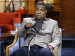"TODAY -- Pictured: Tracy Morgan appears on NBC News' ""Today"" show on Monday, June 1, 2015 -- (Photo by: Peter Kramer/NBC/NBCU Photo Bank via Getty Images)"