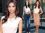 Picture Shows: Emily Ratajkowski  August 18, 2015\n \n 'Gone Girl' actress Emily Ratajkowski takes a break from her promotional tour to go shopping at Reformation clothing store in New York City, New York.\n \n Emily's new film 'We Are Your Friends' premieres tonight in New York.\n \n Non Exclusive\n UK RIGHTS ONLY\n \n Pictures by : FameFlynet UK © 2015\n Tel : +44 (0)20 3551 5049\n Email : info@fameflynet.uk.com