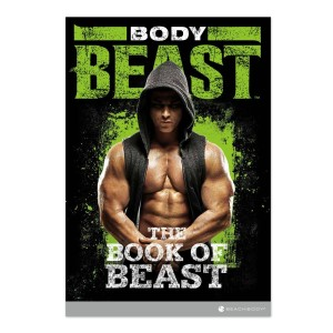 Body Beast 90 Day Muscle Building book