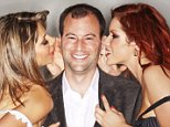 Noel Biderman of Ashley Madison website - image from internet possibly photographed by Paul Buceta.com  poss hand out image from the Ashley Madison website   permission not granted