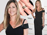 """LOS ANGELES, CA - AUGUST 19:  Actress Jennifer Aniston attends the premiere of Lionsgate's """"She's Funny That Way"""" at Harmony Gold on August 19, 2015 in Los Angeles, California.  (Photo by Jason Merritt/Getty Images)"""