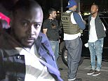 EXCLUSIVE: It's a Scandal not even Shonda Rhimes could dream up!  ***PREMIUM EXCLUSIVE RATES APPLY*** Actor Columbus Short was last night ARRESTED by real life BOUNTY HUNTERS at a party meant to be the debut for HIS OWN RECORD. Short was unceremoniously yanked from the stage of the Infusion Lounge at Universal Studios City Walk in Los Angeles where he was in the middle of a sound check.  Sheriff's deputies accompanied bounty hunters who had been hot on the trail of Short for months and hauled him out of the venue and directly to Los Angeles County Jail.  The 32-year-old made his name after Shonda Rhimes handpicked him to star as Harrison in her series 'Scandal.' But after some well publicized issues his departure was announced in April ( Instead the father of two appeared to be following a lifelong passion for music. That career, however, began on a bum note Tuesday night when fans were left waiting for the performer after the gig was broken up by law enforcement and a team of bounty