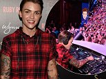 LAS VEGAS, NV - AUGUST 20:  Actress/DJ Ruby Rose arrives at the Surrender Nightclub in Encore at Wynn Las Vegas to perform a DJ set early August 20, 2015 in Las Vegas, Nevada.  (Photo by David Becker/Getty Images  for Wynn Las Vegas)