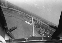 B-17 Flight Engineer View Arizona Wing CAF