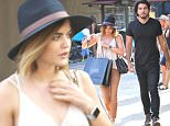 Lucy Hale goes shopping with her boyfriend at The Grove in Hollywood\nFeaturing: Lucy Hale\nWhere: Los Angeles, California, United States\nWhen: 19 Aug 2015\nCredit: WENN.com