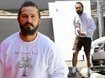 Picture Shows: Shia LaBeouf  August 18, 2015\n \n 'American Honey' actor Shia LaBeouf hits up a boxing class to work out some of his frustrations in Los Angeles, CA. \n \n Shia recently made headlines after a video surfaced where Shia and his girlfriend Mia Goth got into an argument outside their hotel in Germany and Shia said that if he had stuck around he would have 'killed her'.\n \n Exclusive - All Round\n UK RIGHTS ONLY\n \n Pictures by : FameFlynet UK © 2015\n Tel : +44 (0)20 3551 5049\n Email : info@fameflynet.uk.com