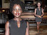 Opening night after party for Informed Consent at Tir Na Nog restaurant - Arrivals. Featuring: Lupita Nyong'o Where: New York City, New York, United States When: 19 Aug 2015 Credit: Joseph Marzullo/WENN.com