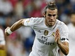 MADRID, SPAIN - AUGUST 18: Gareth Bale of Real Madrid in action during the Santiago Bernabeu Trophy match between Real Madrid and Galatasaray at Estadio Santiago Bernabeu on August 18, 2015 in Madrid, Spain. (Photo by Angel Martinez/Real Madrid via Getty Images)