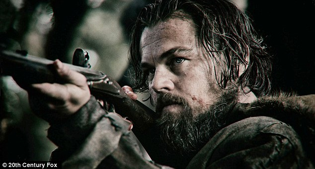 Coming soon: Leo plays a 19th century hunter and fur trapper in The Revenant