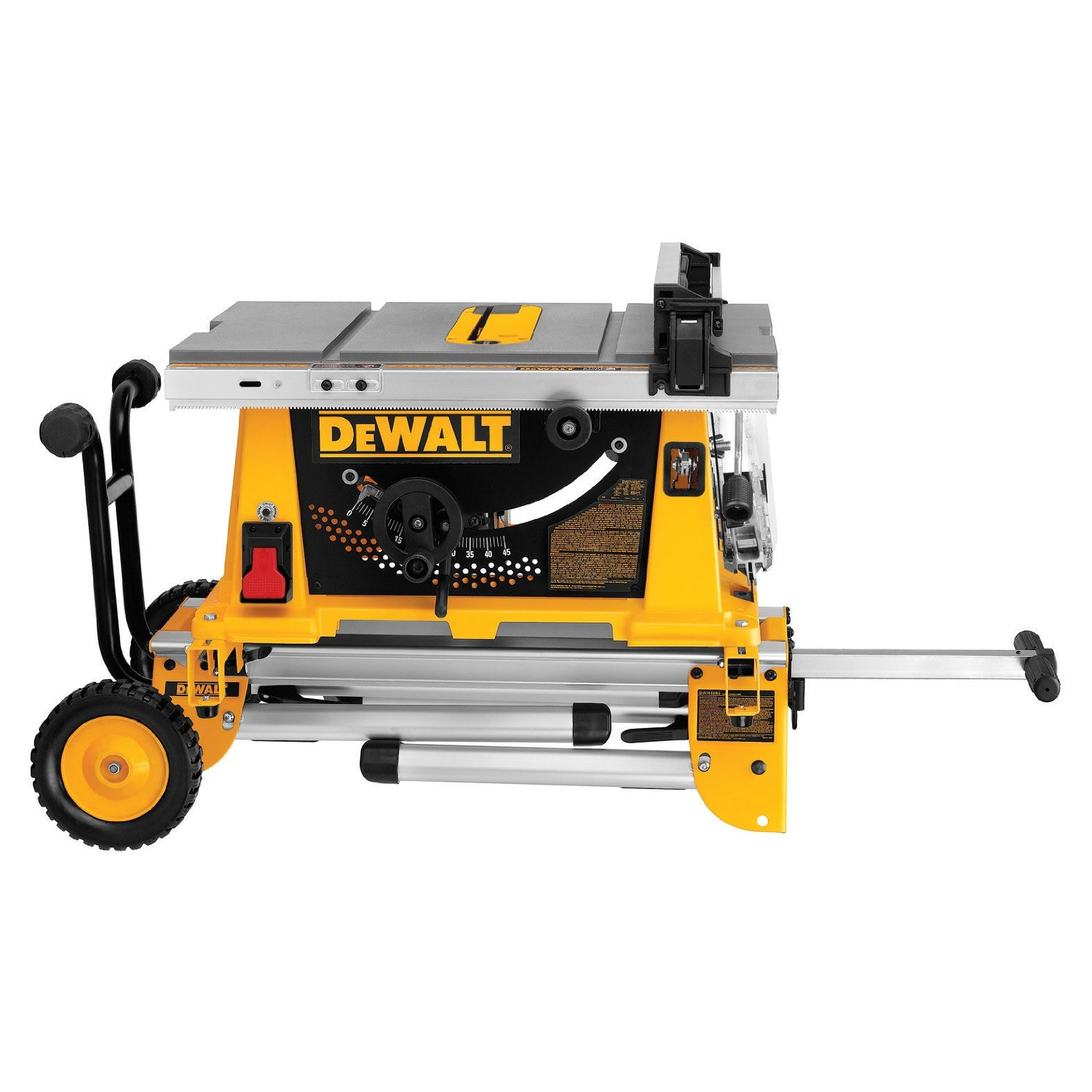 DEWALT-DW744XRS-10-inch-Table-Rolling