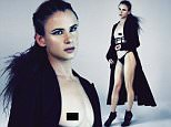 Juliette Lewis Goes Topless, Shows Off Toned Physique In No Tofu Magazine - See more at: