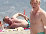 EXCLUSIVE: Nick Nolte spends the day with his wife Clytie Lane and daughter Sophie Lane. Nick was stretching for about 15 minutes before swimming in the ocean with all of his clothing on before changing into dry clothing. Nick had his hands full carrying loads of beach items including towels , kites & blankets and his walking cane. Nick also ripped open a batman kite with his teeth.\n\nPictured: Nick Nolte\nRef: SPL1105363  200815   EXCLUSIVE\nPicture by: Ability Films / Splash News\n\nSplash News and Pictures\nLos Angeles: 310-821-2666\nNew York: 212-619-2666\nLondon: 870-934-2666\nphotodesk@splashnews.com\n