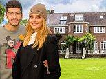 Zayn Malik Perrie Edwards ú3million dream home, Hertfordshire.jpg\n\n***PLEASE LEGAL***PLEASE LEGAL***PLEASE LEGAL***