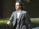 National News and Pictures Date: 21/ 08/ 2015 PH: Isabel Infantes Pictured Caption: Tamara Ecclestone's brother-in-law George Rutland, 21, appears for sentencing at Isleworth Crown Court, west London, charged with assault at Bodoís Schloss nightclub in Kensington, central London, in an incident resulting in two 24-year-old men being taken to hospital on Sunday March 29th. He had previously pleaded not guilty and was granted bail on the condition that he stayed away from Bodo's.