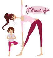 Yoga parents enfant vignette