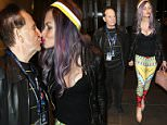 Gabbi Grecko \nGeoffrey Edelsten\nEXCLUSIVE Geoffrey and Gabi Edelsten put on a united front in Melbourne on Sunday night as they entered a hotel for supper following an AFL game, just 24 hours after Gabi went public to say she could no longer be with her controlling husband