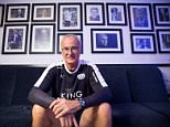 Daily Mail Sport. Leicester City manager Claudio Ranieri today at the King Power Stadium in Leicester. August 20 2015.