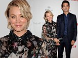 Pictured: Kaley Cuoco and husband Ryan Sweeting\nMandatory Credit © Gilbert Flores/Broadimage\nTHE BEVERLY HILTON CELEBRATES 60 YEARS WITH DIAMOND ANNIVERSARY PARTY\n\n8/21/15, Beverly Hills, CA, United States of America\n\nBroadimage Newswire\nLos Angeles 1+  (310) 301-1027\nNew York      1+  (646) 827-9134\nsales@broadimage.com\nhttp://www.broadimage.com\n