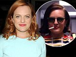 Mandatory Credit: Photo by REX Shutterstock (4979537d)\n Elisabeth Moss\n Elisabeth Moss at AOL Headquarters, New York, America - 20 Aug 2015\n \n