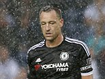 "Football - West Bromwich Albion v Chelsea - Barclays Premier League - The Hawthorns - 23/8/15  Chelsea's John Terry looks dejected   Action Images via Reuters / Carl Recine  Livepic  EDITORIAL USE ONLY. No use with unauthorized audio, video, data, fixture lists, club/league logos or ""live"" services. Online in-match use limited to 45 images, no video emulation. No use in betting, games or single club/league/player publications.  Please contact your account representative for further details."